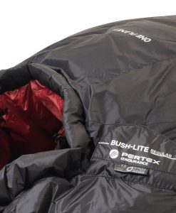 ONE PLANET bushlite sleeping bag detail body