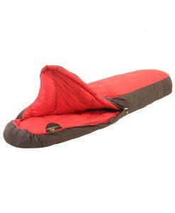 ONE PLANET camplite sleepign bag open