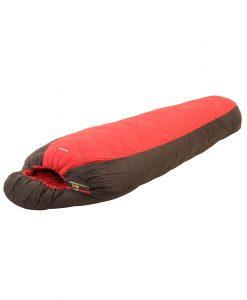ONE PLANET camplite sleeping bag hood cinched