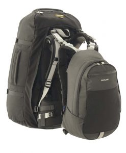 Ned travel pack attachment