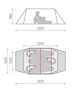 Nissen-tent-dimensions