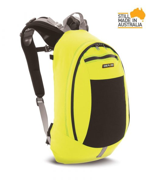 Hitchhiker yellow pack