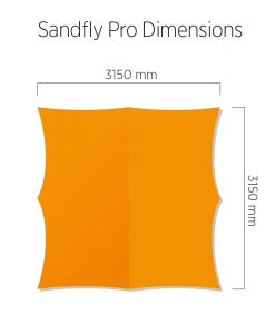 sand-fly-pro-dimensions