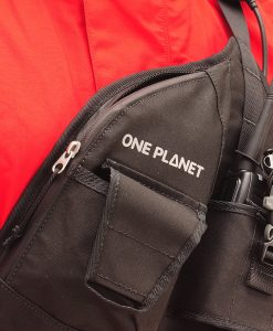 ONE PLANET double radio harness detail 02
