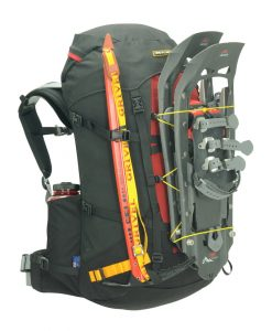 Vertex hiking pack snowshoe