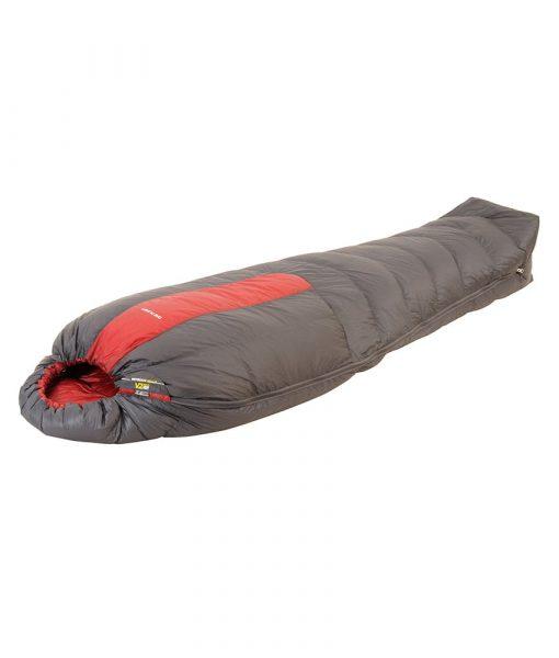 ONE PLANET Nitrous sleeping bag hero hood cinched