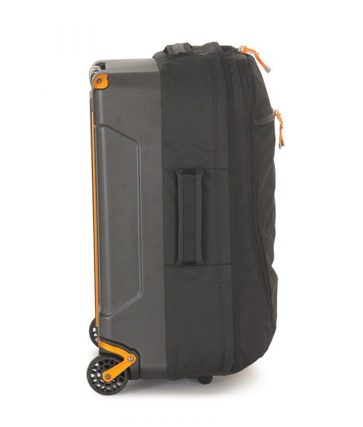Wheeled travel luggage big
