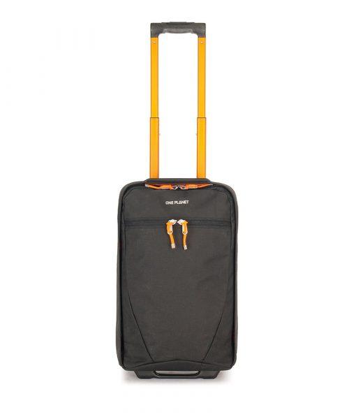 Wheeled travel luggage small