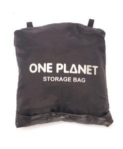 ONE PLANET sleeping bag or tent mesh storage bag