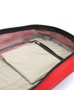 ONE PLANET basic zip pack insert pocket flat