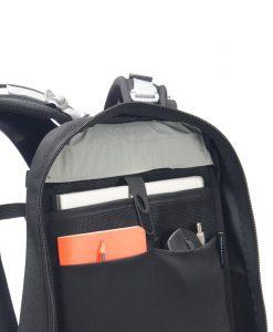 ONE PLANET laptop insert inside bag