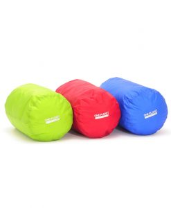 ONE PLANET stuff sack set 12L Green Red Blue