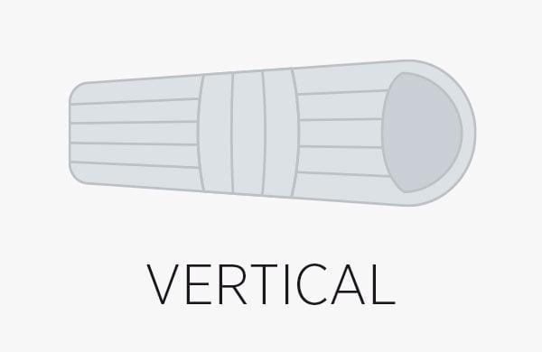 Baffle Vertical
