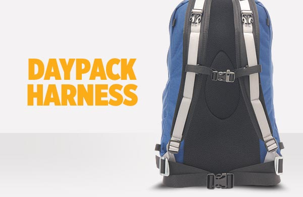 Daypack harness