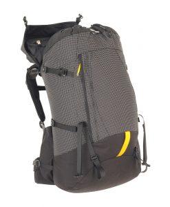 Tussok bushwalking pack lid