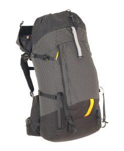 Tussok bushwalking pack open