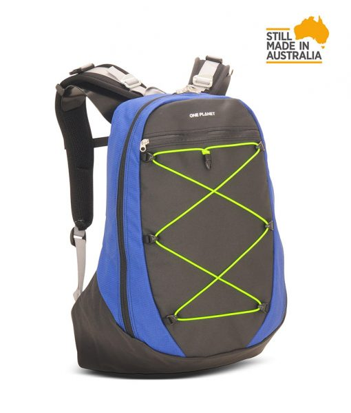 9 to 5 day pack blue