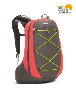 9 to 5 day pack red