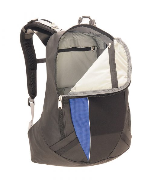 Kent day pack open