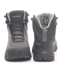 Ironbark boot front back